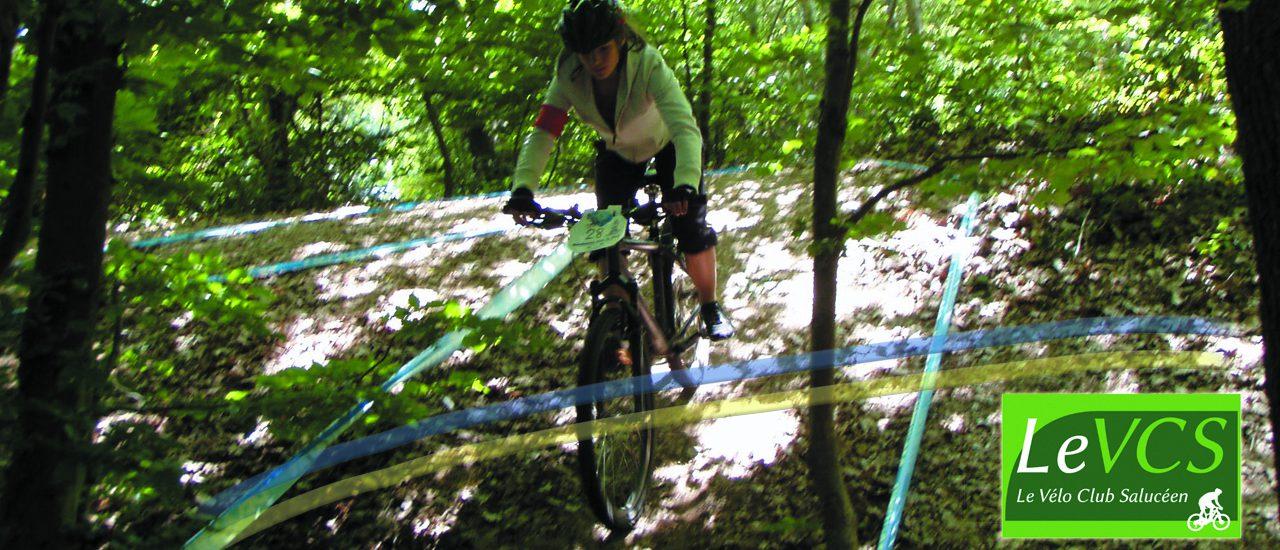 Vélo club salucéen VCS VTT